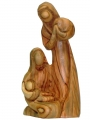Olive Wood Faceless Figure